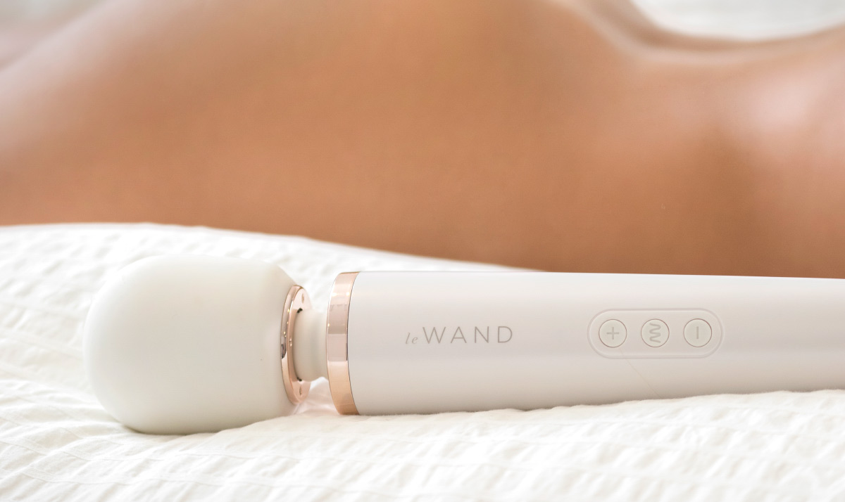 What is Le Wand? Read on to find out if Le Wand is a sex toy or body massager.