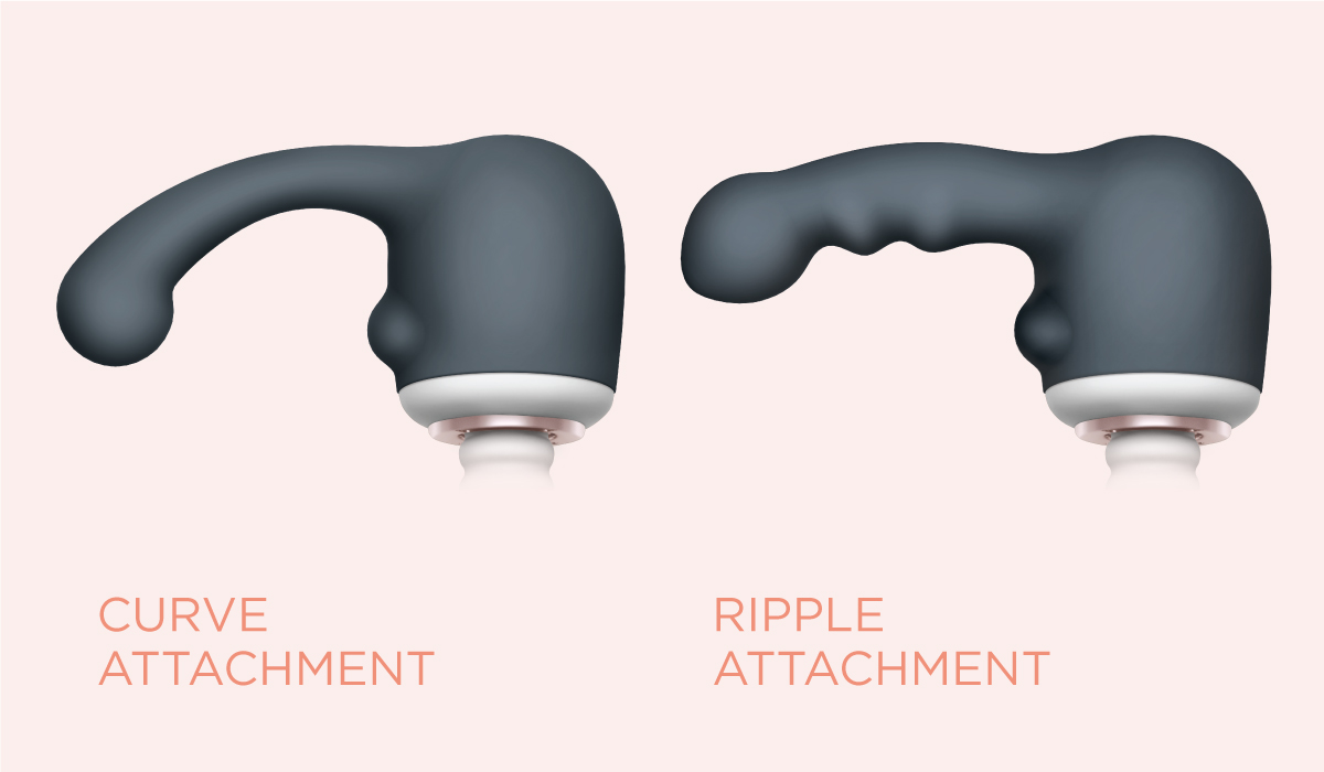 Attachments for Le Wand Massager