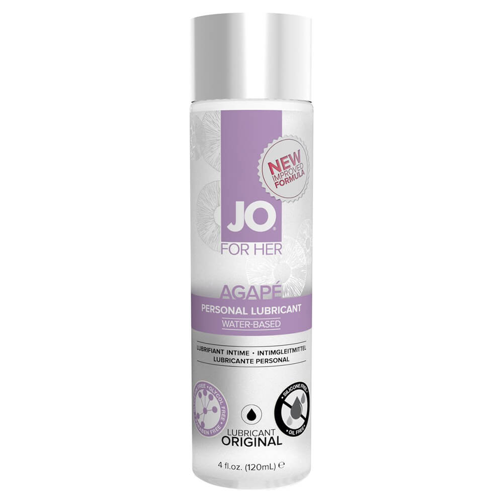 JO Agapé Original Water-Based Lube by System JO