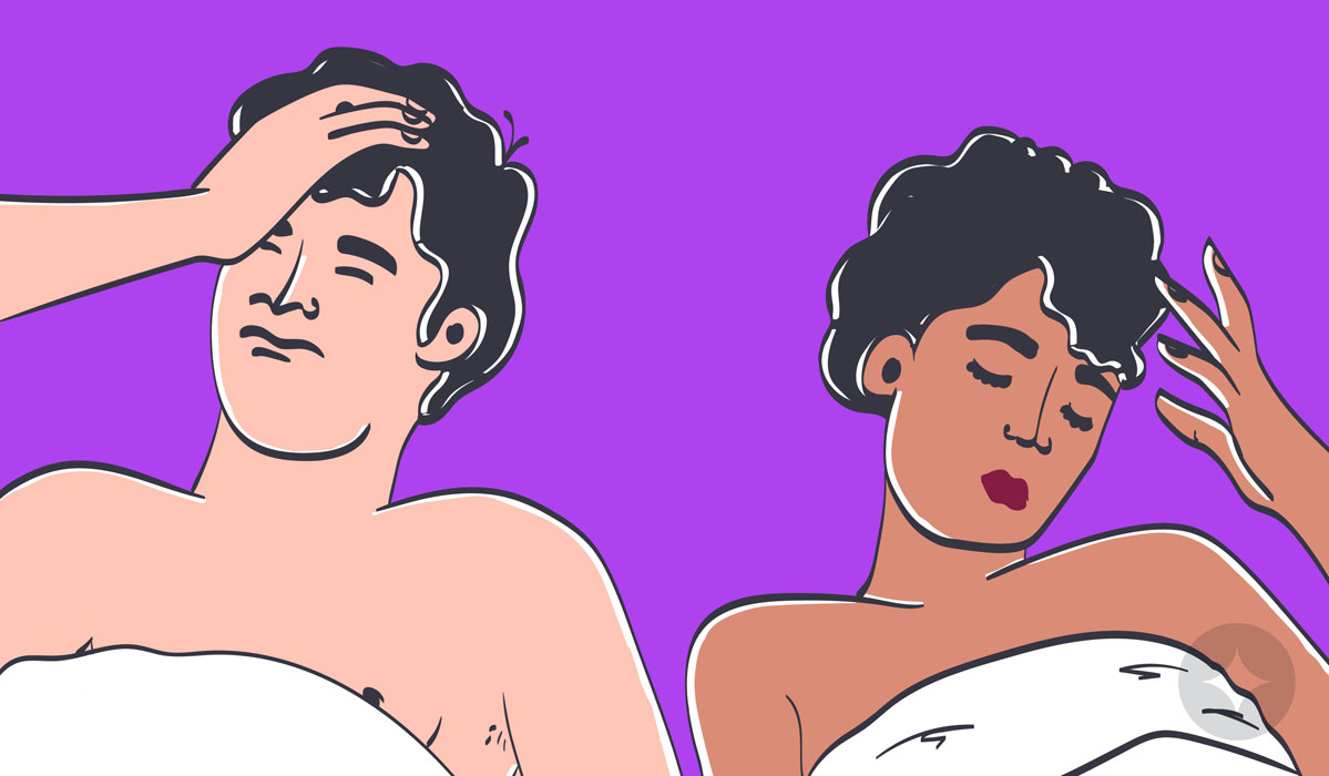 Chronic pain can be a challenge when it comes to enjoying sex