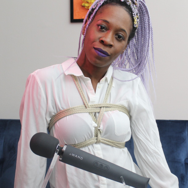 Sex expert Tracy Felder shares her top 5 kinky ways to use sex toys