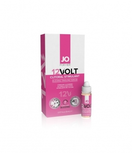 System JO 12 VOLT Clitoral Stimulation Serum 0.17 fl.oz. (5 mL)