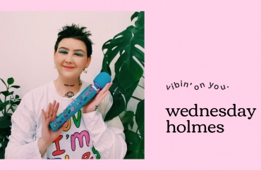 An Interview with Wednesday Holmes