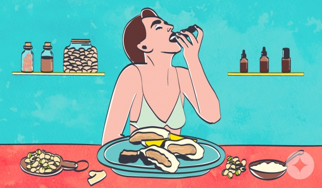 6 Foods that Make You Feel Sexy